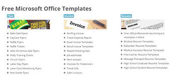 Microsoft Web Page Templates Best Websites With Microsoft Word Templates