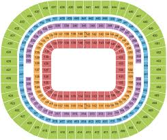 Edward Jones Dome Seating Chart Football The Dome At Americas Center Tickets St Louis Mo Event