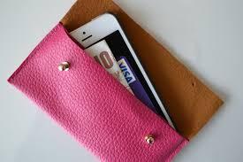 diy faux leather phone case 17