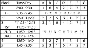 schedule creater class schedule creator home