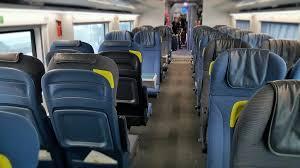 How To Travel On A Eurostar E320 Train