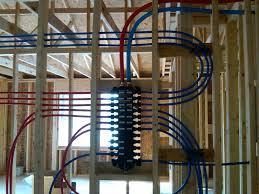 bathroom plumbing water supply riser pipes
