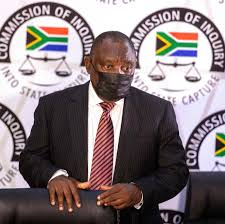The president was in capetown where he visited the port of capetown and announced the decision for the establishment of the national port authority as an independent subsidiary of transnet. South African President Appears Before Corruption Investigators The New York Times
