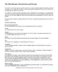 Columbia Business School Resume Sample Wharton Mba Finance Samples