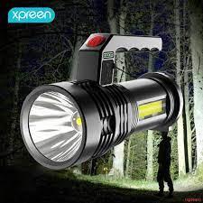 Đèn Pin🌸FREESHIP🌸Đèn Pin Siêu Sáng công nghệ Đức công suất cao tích hợp  sạc nhanh sáng 2000m_KN69