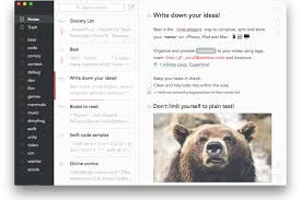 Recipe Writer App Why I Finally Replaced Evernote With Bear The Verge