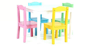 toddler table chair and chairs wood ikea wooden childrens set magic garden