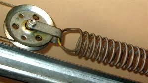garage door extension spring tune up repair st charles
