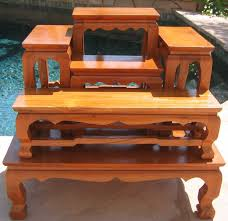 hand carved coffee tables opium legs