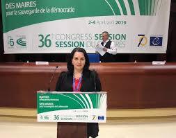 Алена <b>Губанова</b> принимает участие в работе Конгресса местных ...