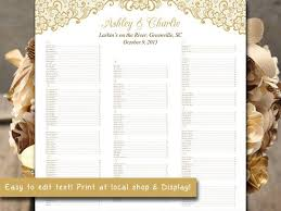 seating chart for wedding reception the 25 best seating chart template ideas on pinterest seating