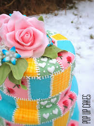 Pop up Cakes: Baby-Quilt Cake. & Baby-Quilt Cake. Adamdwight.com