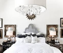 bedroom with mirrored furniture. Add Dimensions And Perspective To Your Bedroom With Mirrored Bedside Tables Furniture