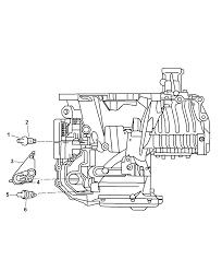 2004 chrysler pt cruiser sensors transmission