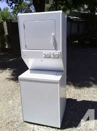maytag stacked washer dryer. Modren Washer Maytag Dependable Care 220 Volt Stackable Washer And In Stacked Dryer R