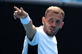 British No.1 Dan Evans celebrates maiden ATP title four years after hitting  rock bottom with tennis ban