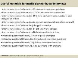 14 useful materials for media planner material planner job description
