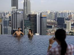 infinity pool singapore hotel. Jaw-Dropping Photos Of Singapore\u0027s Skyscraper Infinity Pool Singapore Hotel