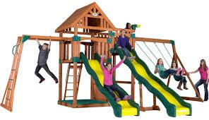 backyard discovery swing set reviews