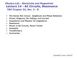 1 physics electricity