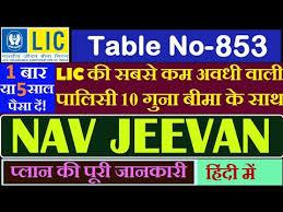 Lic Nav Chart