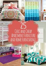 25 chic and cheap apartment furniture and home furnishings cheap apartment furniture ideas