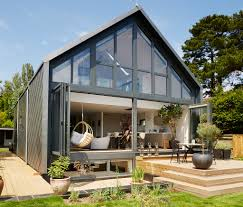 Small Picture Amphibious A small home in The UK that is designed to float