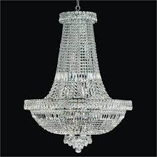 empire crystal chandelier large crystal chandeliers windsor royale 551ad28sp 3c
