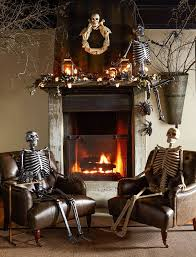 Spooky Halloween Decorations Ideas Of Skulls