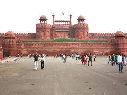 Image result for red fort