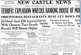 「Wall Street bombing 1920」の画像検索結果