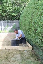 create a diy pea gravel patio the easy way city farmhouse ideas