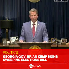 ABC News Politics - Georgia Gov. Brian Kemp has signed a nearly ...