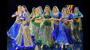 Dance Group Chammak Challo Indian Dance Group Mayuri Russia Petrozavodsk