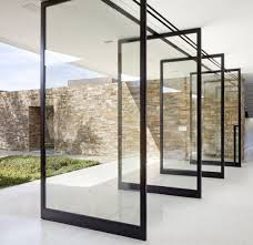 best large glass window door ideas to enjoy the perfect view house futurist architecture extra sliding patio doors big commercial doorstop exterior