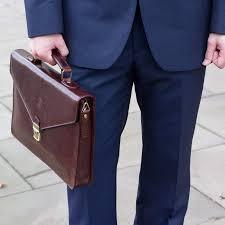 small italian leather briefcase the lorenzo