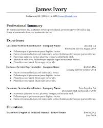 Chronological Resume Layout Chronological Resume Templates Free To Download Hirepowers Net