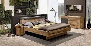 V Pur Schlafzimmer Naturholzmöbel In Eiche Altholz