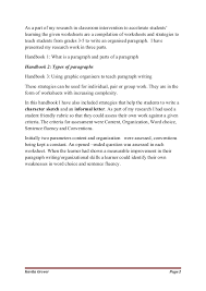 Strategies to teach paragraph writing to primary students. Hand-book 2