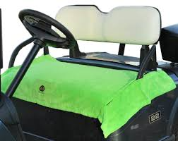 Golf Cart Seat Cover Pattern