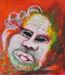"Delirious"" by Priscilla Barnett | Flootie.com | Art, Imagination station,  Painting"