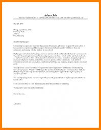 Sample Cover Letters 1 Resume Cv Ideas Collection Resume Cover