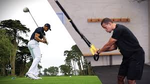the trx suspension trainer pany recently introduced a new workout program designed specifically for golfers if you re not familiar with trx or