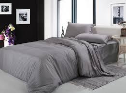 grey bed sheets queen
