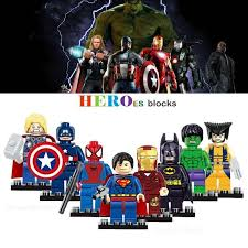 Detail Feedback Questions about <b>1pc</b> Marvel Super Heroes ...