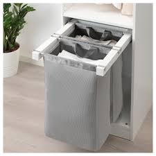Attractive IKEA KOMPLEMENT Pull Out Storage Bag The Bag Is Easy To Lift And Carry Since