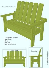 diy garden bench guide htm shining free plans for outdoor furniture to make