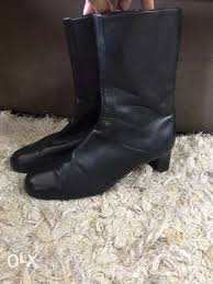 cole haan leather boots size 8