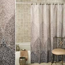 Moroccan Design Curtains Casablanca Ombre Moroccan Design Shower Curtain Purple