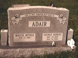 Maggie Myrtle Robertson Adair (1913-2003) - Find A Grave Memorial